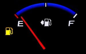 out of fuel - gas delivery